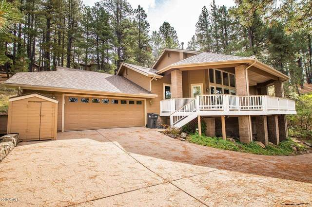 3441 Griffiths Spring, Flagstaff, AZ 86005 (MLS #6085550) :: Conway Real Estate