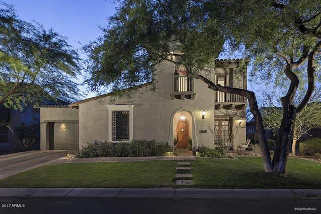 9840 E Buteo Drive, Scottsdale, AZ 85255 (MLS #6085559) :: Homehelper Consultants