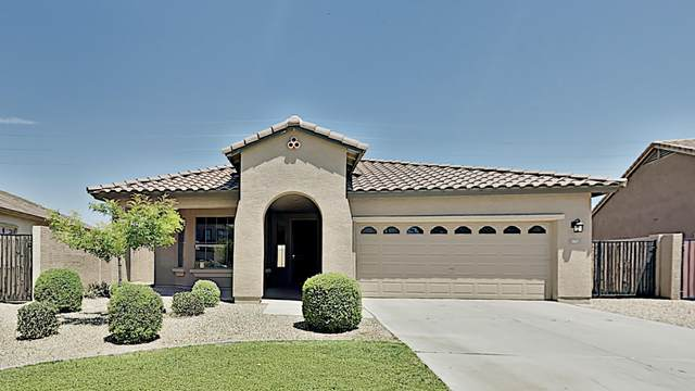 167 S 107TH Drive, Avondale, AZ 85323 (MLS #6085564) :: Lifestyle Partners Team