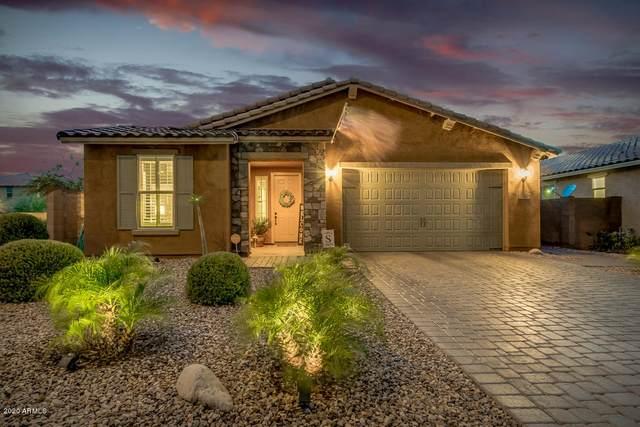 7840 S Parkcrest Street, Gilbert, AZ 85298 (MLS #6085568) :: Lifestyle Partners Team