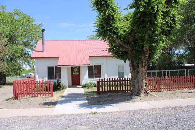 186 W Central Avenue, Eagar, AZ 85925 (MLS #6085575) :: Conway Real Estate