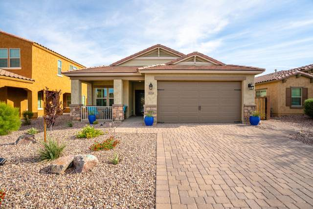2724 E Bellerive Drive, Gilbert, AZ 85298 (MLS #6085581) :: The C4 Group