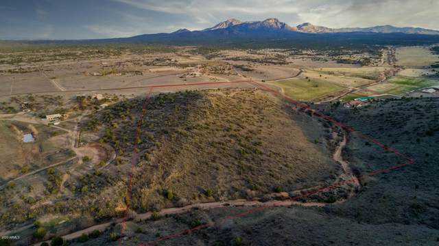 12500 N Tonto Road, Prescott, AZ 86305 (MLS #6085583) :: Midland Real Estate Alliance