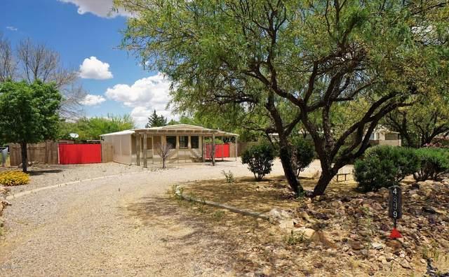 4859 E Bevers Street, Sierra Vista, AZ 85650 (MLS #6085589) :: The Daniel Montez Real Estate Group