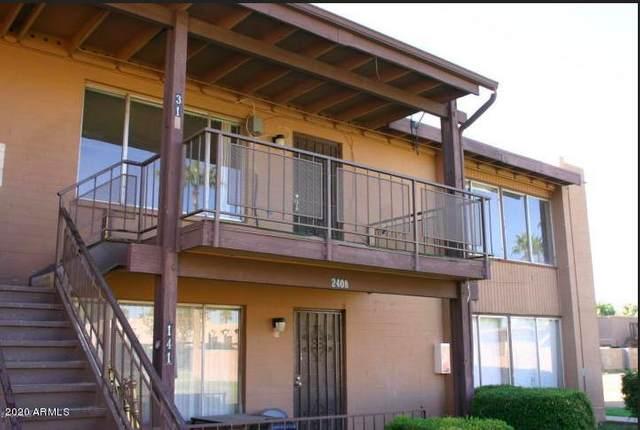 2408 W Campbell Avenue #319, Phoenix, AZ 85015 (MLS #6085605) :: Nate Martinez Team