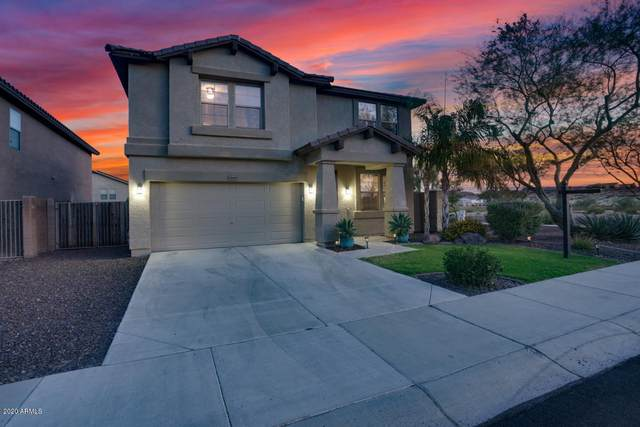 11849 W Foothill Drive, Sun City, AZ 85373 (MLS #6085645) :: The W Group