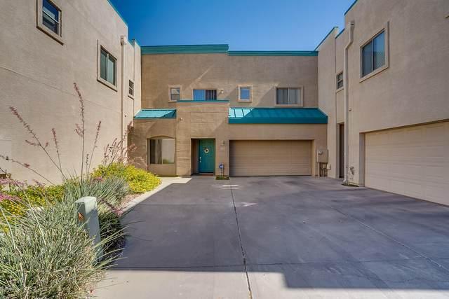 1015 S Val Vista Drive #72, Mesa, AZ 85204 (MLS #6085651) :: My Home Group