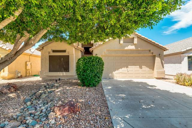 3056 E Kramer Street, Mesa, AZ 85213 (MLS #6085652) :: The W Group