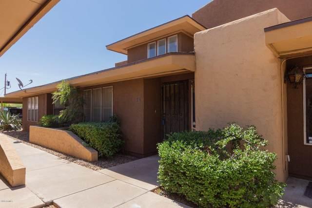 2544 W Campbell Avenue #25, Phoenix, AZ 85017 (MLS #6085663) :: Lux Home Group at  Keller Williams Realty Phoenix