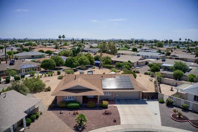 13818 N 103RD Way, Sun City, AZ 85351 (MLS #6085670) :: My Home Group