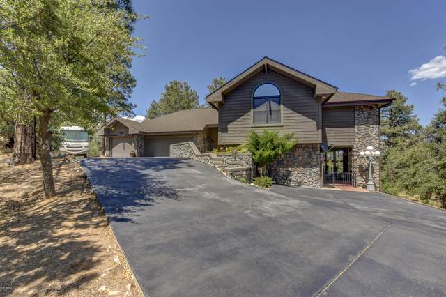 2100 W Bonner Lane, Prescott, AZ 86303 (MLS #6085676) :: Arizona 1 Real Estate Team