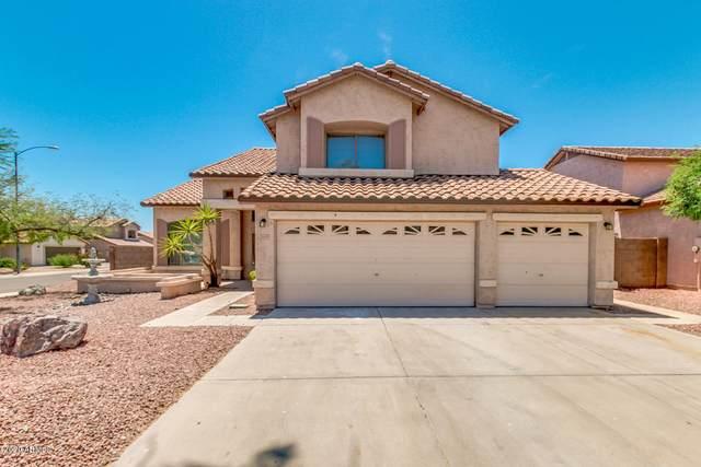 8539 W Purdue Avenue, Peoria, AZ 85345 (#6085678) :: Luxury Group - Realty Executives Arizona Properties