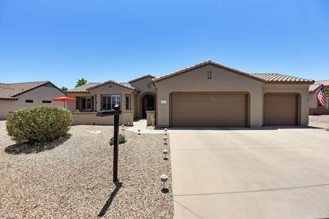15923 W Summerwalk Drive, Surprise, AZ 85374 (MLS #6085682) :: Brett Tanner Home Selling Team