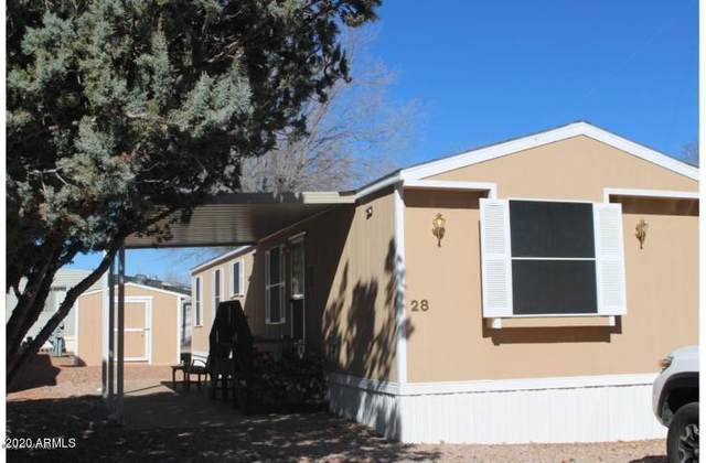 850 S State Route 69 #28, Dewey, AZ 86327 (MLS #6085683) :: My Home Group