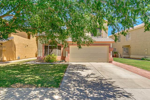 870 E Whitten Street, Chandler, AZ 85225 (MLS #6085692) :: Homehelper Consultants