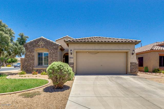 11117 E Silver Springs Avenue, Mesa, AZ 85212 (MLS #6085704) :: The Property Partners at eXp Realty
