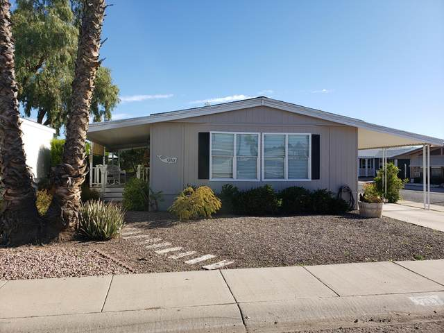 17811 N 17th Place, Phoenix, AZ 85022 (MLS #6085730) :: My Home Group