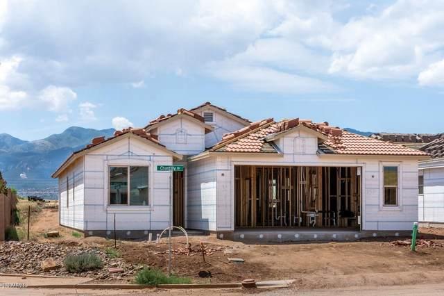 374 Chantilly Drive Lot 187, Sierra Vista, AZ 85635 (MLS #6085731) :: The Daniel Montez Real Estate Group