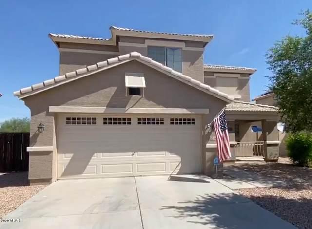 1562 E Gabrilla Drive, Casa Grande, AZ 85122 (MLS #6085752) :: Homehelper Consultants