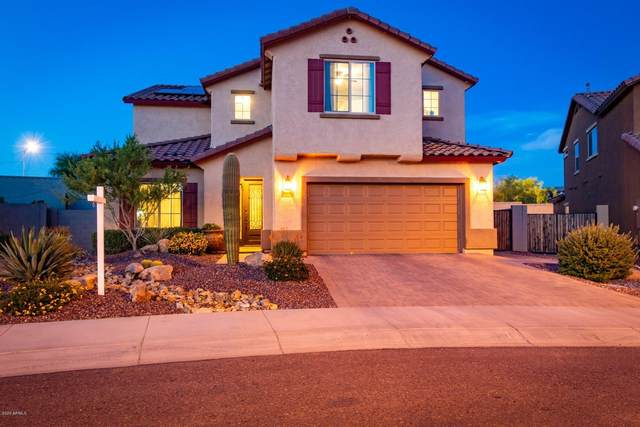 10732 W Rowel Road, Peoria, AZ 85383 (MLS #6085755) :: The W Group