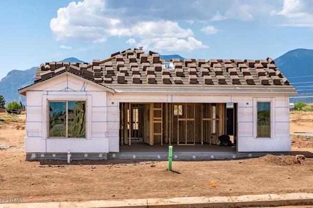 350 Chantilly Drive Lot 186, Sierra Vista, AZ 85635 (MLS #6085770) :: The Daniel Montez Real Estate Group