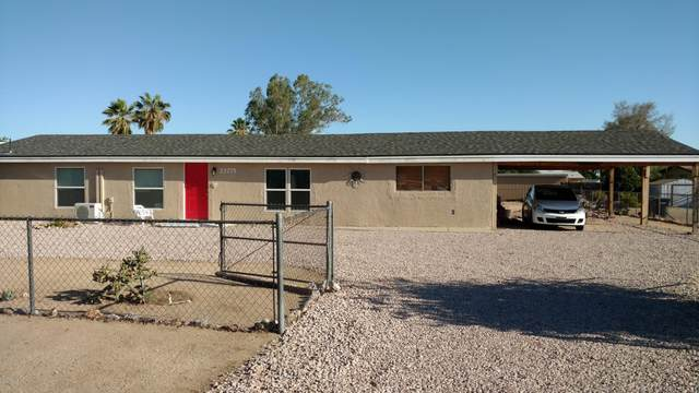 23775 W Coleman Drive, Congress, AZ 85332 (MLS #6085781) :: Kepple Real Estate Group