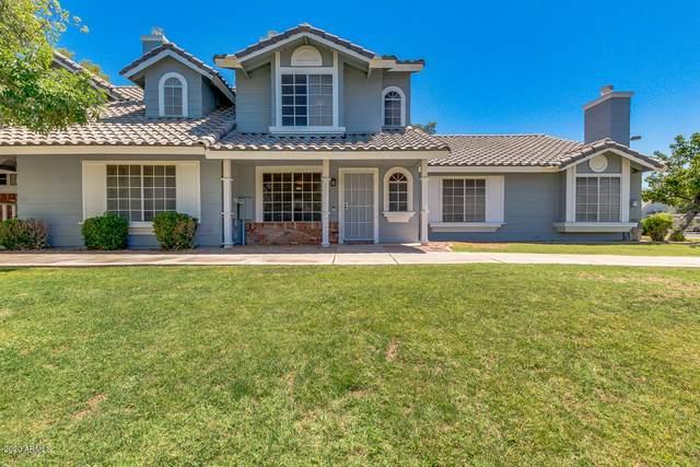 860 N Mcqueen Road #1079, Chandler, AZ 85225 (MLS #6085784) :: Homehelper Consultants