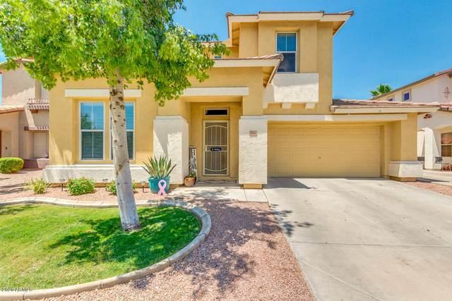 1866 E Loma Vista Street, Gilbert, AZ 85295 (MLS #6085786) :: Lifestyle Partners Team
