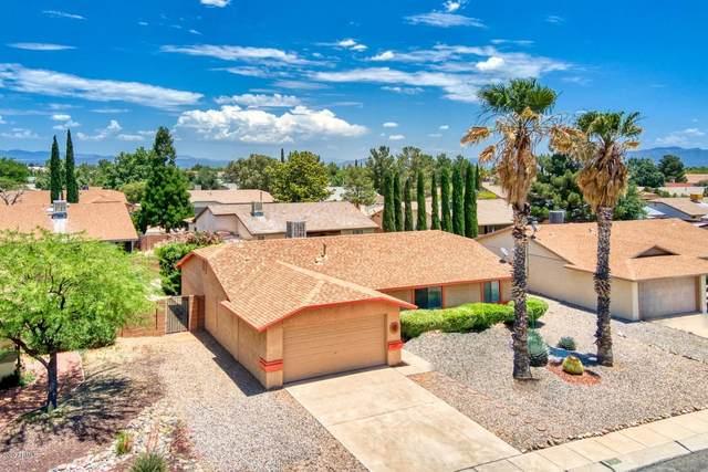 2281 S Iris Drive, Sierra Vista, AZ 85635 (#6085795) :: AZ Power Team | RE/MAX Results