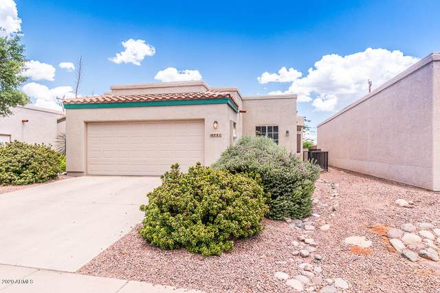 551 Duchess Drive, Sierra Vista, AZ 85635 (MLS #6085809) :: The Daniel Montez Real Estate Group