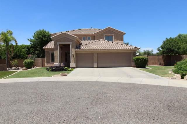 19421 N 61st Lane, Glendale, AZ 85308 (MLS #6085826) :: Brett Tanner Home Selling Team