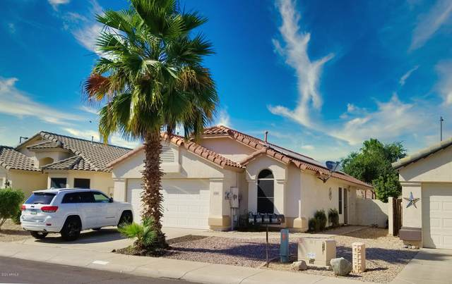 15366 W Teal Lane, Surprise, AZ 85374 (MLS #6085837) :: The Helping Hands Team