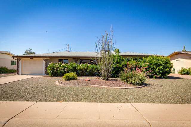 5302 E Cicero Street, Mesa, AZ 85205 (MLS #6085840) :: My Home Group