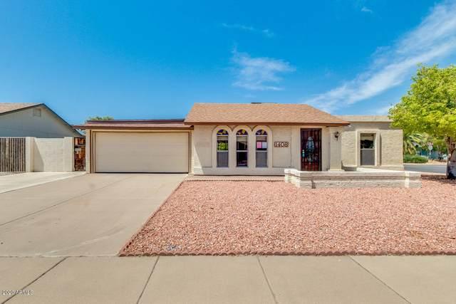 1408 W Chilton Street, Chandler, AZ 85224 (MLS #6085877) :: Power Realty Group Model Home Center