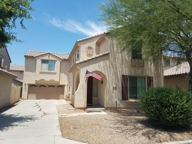 21082 E Munoz Street, Queen Creek, AZ 85142 (MLS #6085881) :: The Property Partners at eXp Realty
