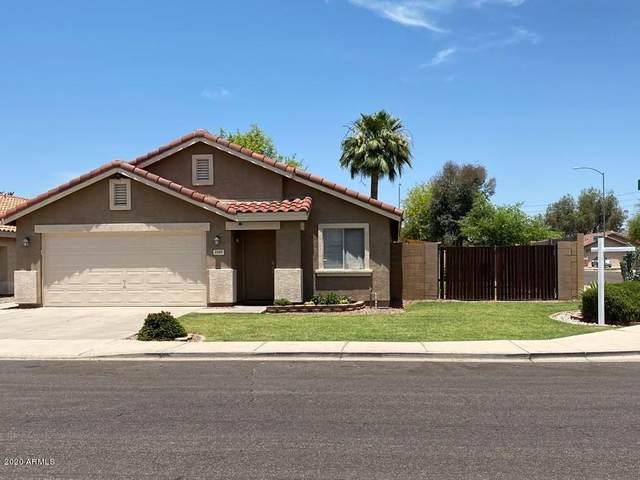 5660 E Flower Avenue, Mesa, AZ 85206 (MLS #6085883) :: Lifestyle Partners Team