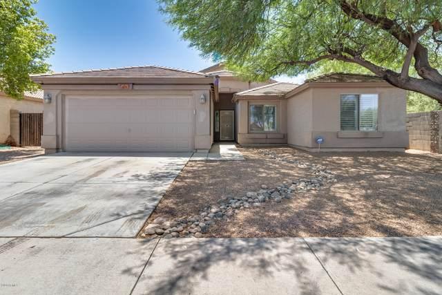2631 W Carson Road, Phoenix, AZ 85041 (MLS #6085884) :: Arizona 1 Real Estate Team