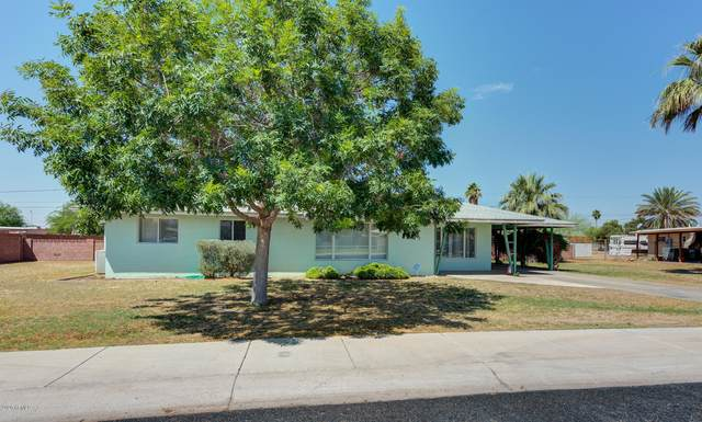 1180 N Mesquite Lane, Coolidge, AZ 85128 (MLS #6085885) :: The Bill and Cindy Flowers Team