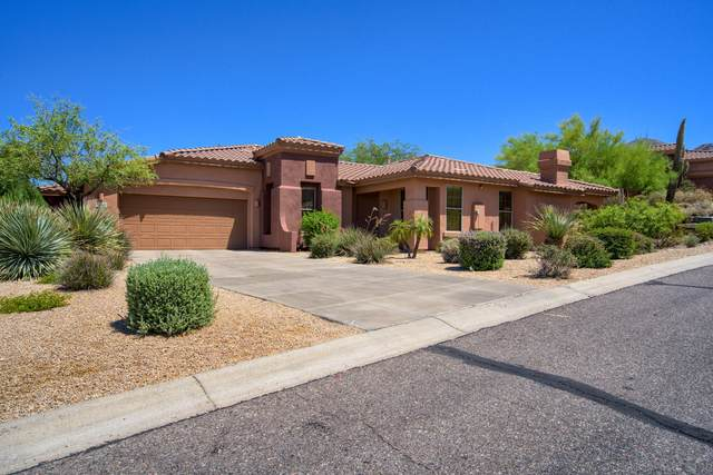 11412 E Helm Drive, Scottsdale, AZ 85255 (MLS #6085891) :: The W Group