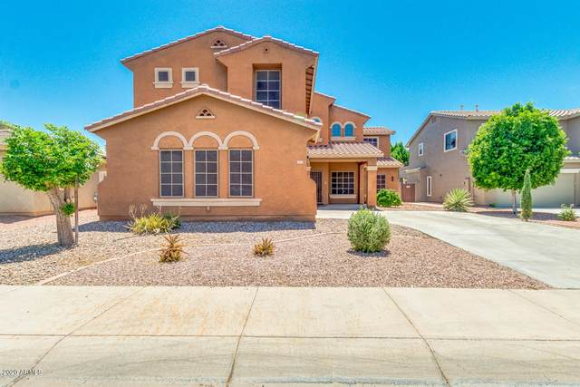 16311 N 151ST Avenue, Surprise, AZ 85374 (MLS #6085906) :: The Helping Hands Team