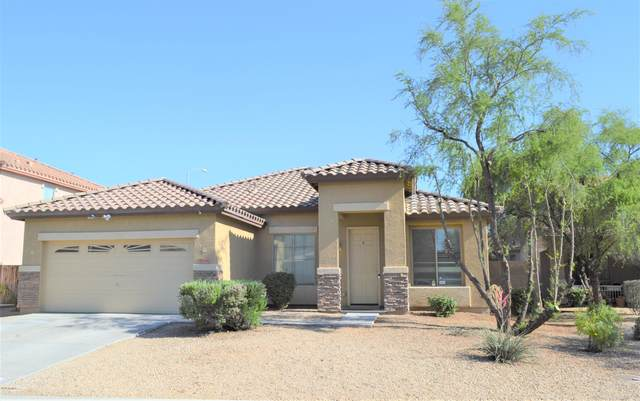8589 W Malapai Drive, Peoria, AZ 85345 (#6085916) :: Luxury Group - Realty Executives Arizona Properties