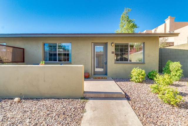 1850 E Maryland Avenue #57, Phoenix, AZ 85016 (MLS #6085917) :: Howe Realty