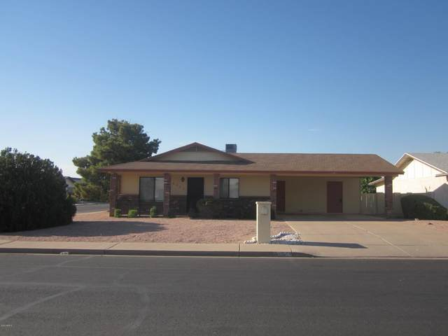 6650 E Dallas Street, Mesa, AZ 85205 (MLS #6085920) :: Lux Home Group at  Keller Williams Realty Phoenix