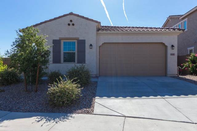 898 S 202ND Lane, Buckeye, AZ 85326 (MLS #6085921) :: Long Realty West Valley