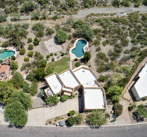 15660 E Tepee Drive, Fountain Hills, AZ 85268 (MLS #6085932) :: Brett Tanner Home Selling Team