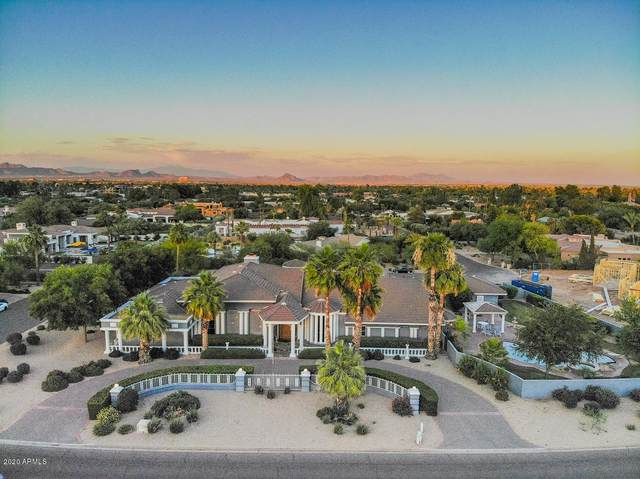 6828 E Valley Vista Lane, Paradise Valley, AZ 85253 (MLS #6085944) :: The C4 Group