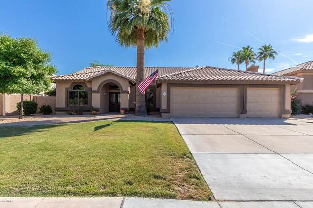 1171 E Thatcher Boulevard, Chandler, AZ 85225 (MLS #6085948) :: The C4 Group