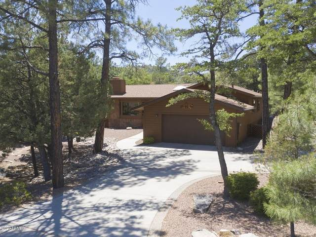 1102 E Timber Ridge Road, Prescott, AZ 86303 (MLS #6085958) :: Homehelper Consultants