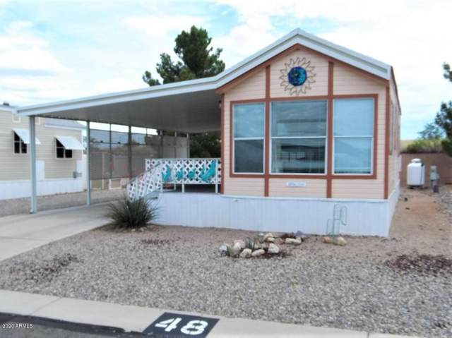 48 S Gray Hawk Loop, Benson, AZ 85602 (MLS #6085963) :: The Bill and Cindy Flowers Team