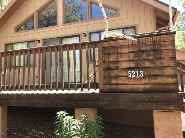 5213 Drifting Snow Loop, Pinetop, AZ 85935 (MLS #6085967) :: Openshaw Real Estate Group in partnership with The Jesse Herfel Real Estate Group